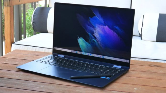 Samsung Galaxy Book Pro 360 hands-on: Is this the MacBook Pro killer?