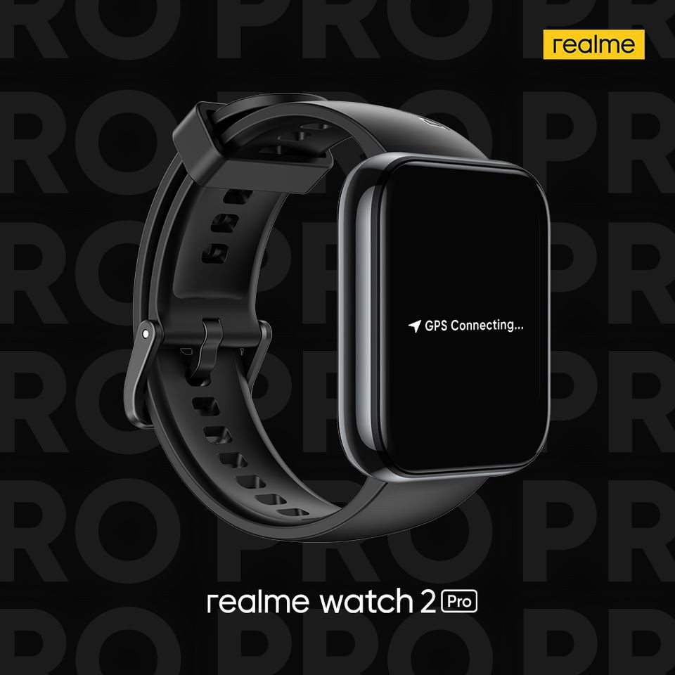 Realme Watch 2 Pro Unboxing Reveals a Bigger Display and Apple Watch Like Design