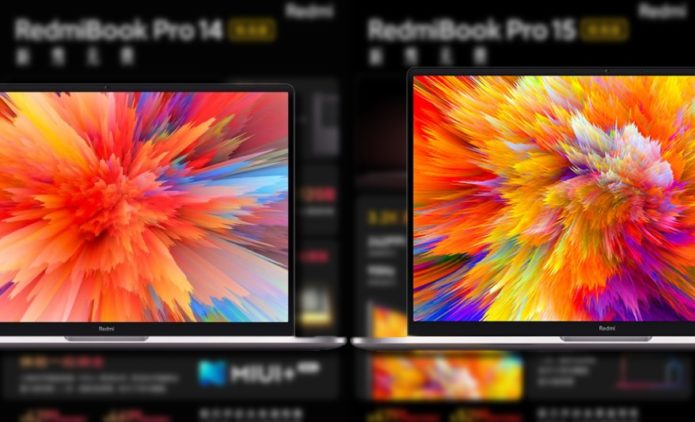 Ryzen Edition RedmiBook Pro 14 and Pro 15 laptops launch with the Zen 3 AMD Ryzen 7 5800H as one of the four APU options