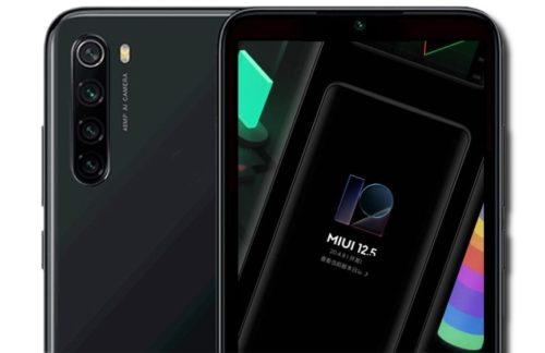 Redmi Note 8 (2021) smartphone likely coming soon in Global, EU, and Russia variants with MediaTek Helio G85 CPU and MIUI 12.5 onboard