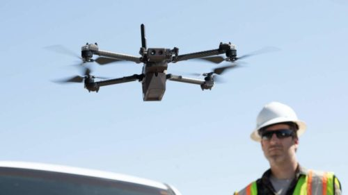 Skydio X2 self-flying drone takes flight for enterprise and government pilots
