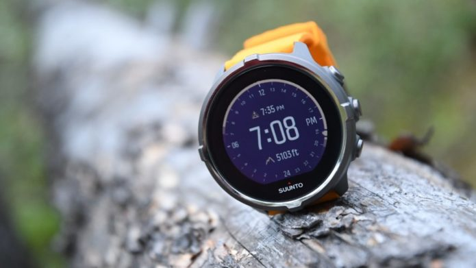 Suunto's new sports watch is super thin, super tough, and super expensive