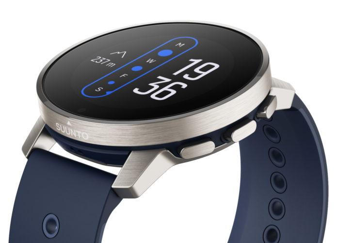 Suunto presents the Suunto 9 Peak, an ultra-thin and robust smartwatch