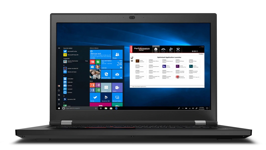 Lenovo ThinkPad P17 Mobile Workstation Review