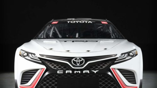 Toyota TRD Camry Next Gen is ready for the 2022 NASCAR Cup Series