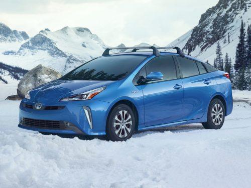 2021 Toyota Prius XLE AWD-e Review