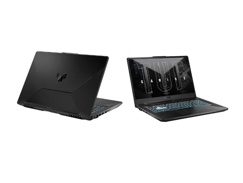 ASUS TUF Gaming F15, F17 w/ GeForce RTX 30 series: specs, now official