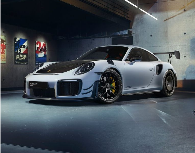 Porsche 911 GT2 RS Racing Kit Will Be Available in the U.S. Soon