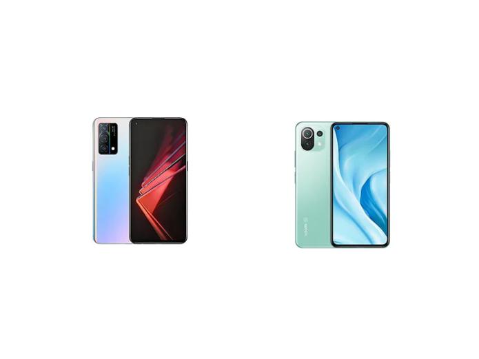 OPPO K9 5G vs Xiaomi Mi 11 Lite Comparison: Best Mid-Range Phones
