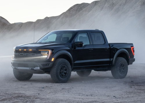 2021 Ford F-150 Raptor Is $10K More Than Previous Gen