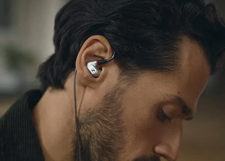 Sennheiser's new earbuds cost as much as a MacBook Pro — seriously?
