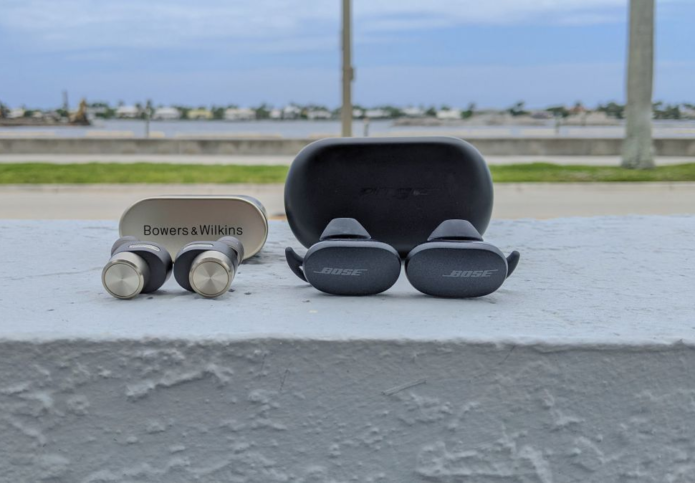 Bowers & Wilkins PI7 vs. Bose QuietComfort Earbuds: Which wireless earbuds should you buy?