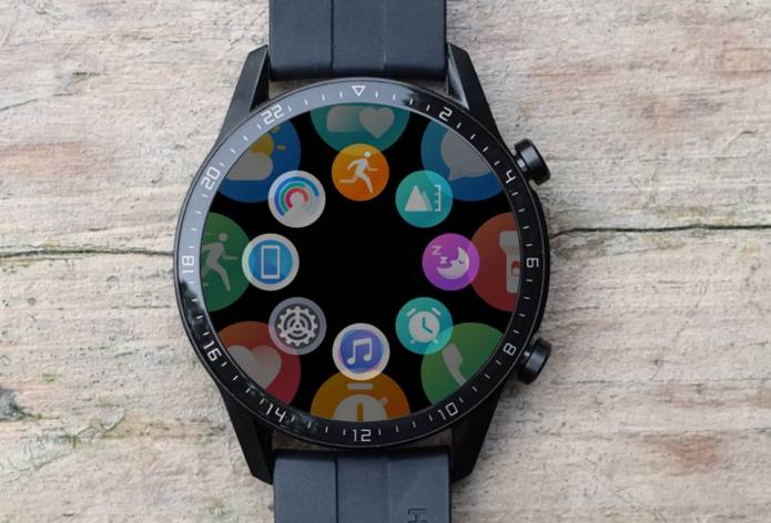 The Huawei Watch 3 with Harmony OS could land 2 June