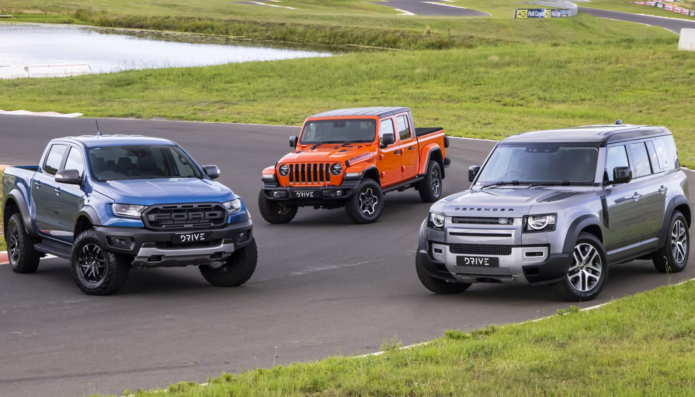 2021 Drive Car of the Year – Best Off-Road Vehicle