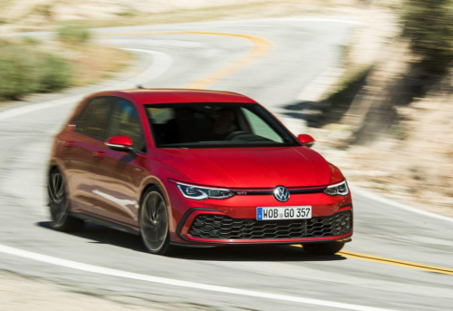 2021 Volkswagen Golf GTI Track Test Review: Mark It Up
