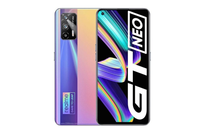 Realme GT Neo Flash Edition is on the way with 65W charging