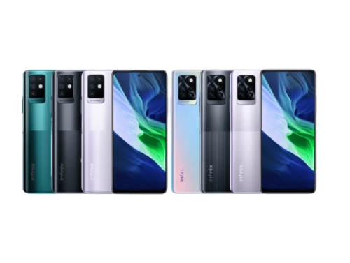 Infinix Note 10, Note 10 Pro specs now official