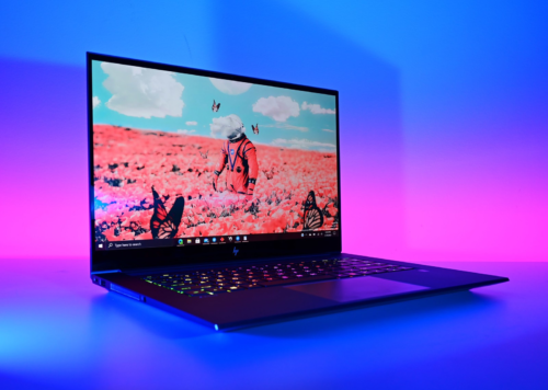 HP ZBook Studio 15 G8 Laptop Review: More Options Than Ever Before