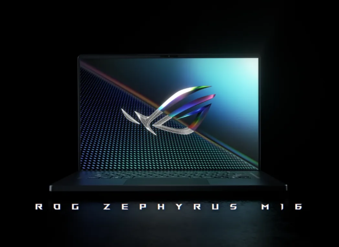 [Specs and Info] ASUS ROG Zephyrus M16 GU603 is a portable gaming/content creation machine
