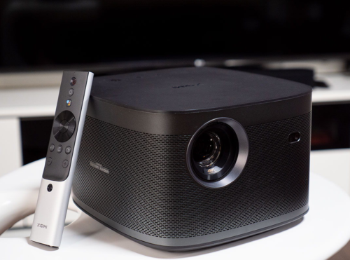 XGIMI Horizon Pro 4K Projector Design, Features, Review