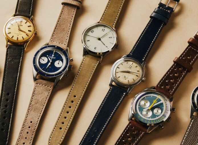 The Best Leather Watch Straps You Can Buy