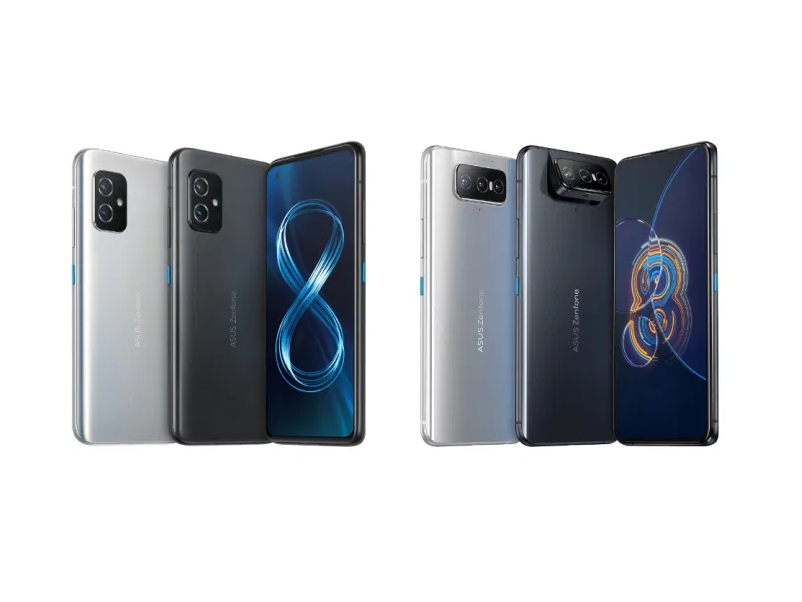 ASUS Zenfone 8 vs Zenfone 8 Flip: Which one is for you?