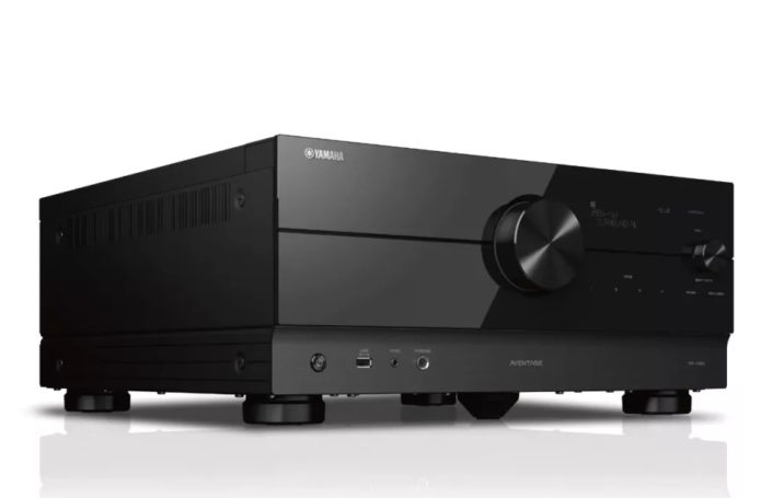 Yamaha unveils new flagship 8K AV receivers with HDMI 2.1