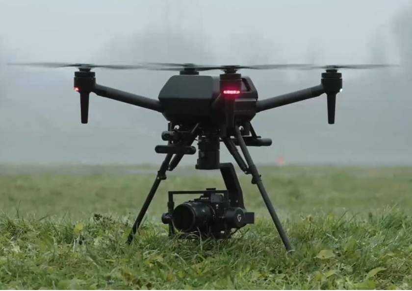 Sony releases stunning wide-angle footage shot on its upcoming Airpeak drone