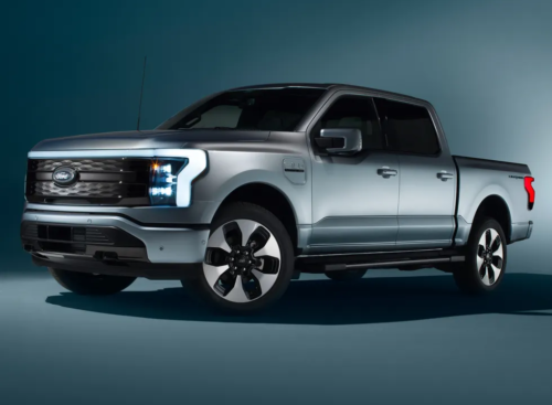 Ford launches 'truck of the future' F-150 Lightning – and it's a beast