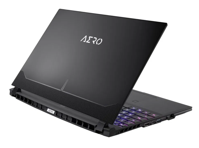 [Specs and Info] The GIGABYTE AERO 15 OLED and AERO 17 HDR are new devices, oriented towards content cretion and desing