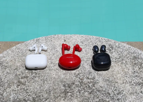 Huawei FreeBuds 4i vs Samsung Galaxy Buds Live vs Apple AirPods Pro Comparison Review