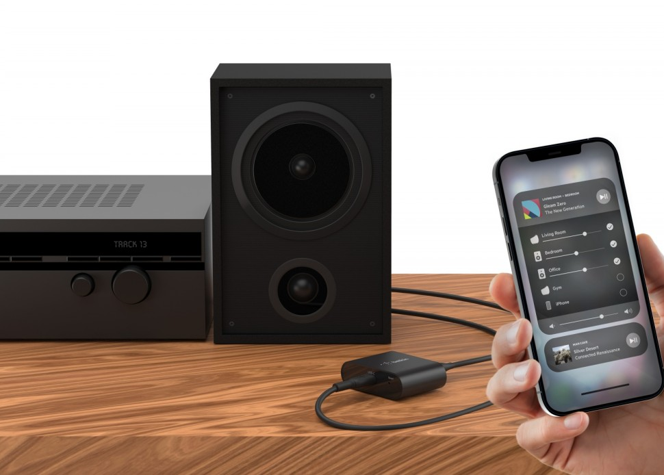 Belkin Soundform Connect Audio brings AirPlay 2 to any speaker