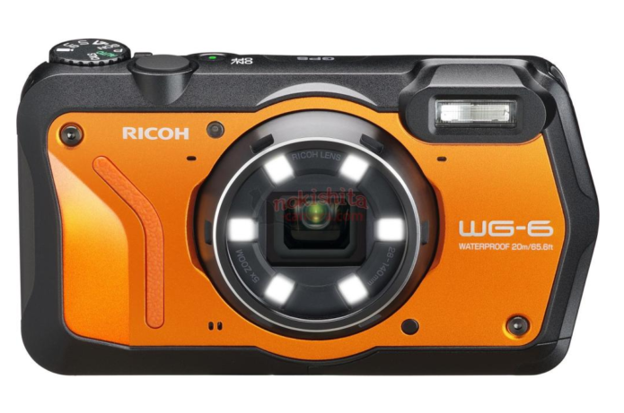 New Firmware Updates Released for Ricoh WG-6, G900 and G900SE
