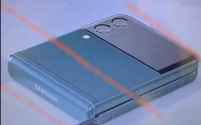Samsung Galaxy Z Fold3 and Z Flip3 leak in promo materials