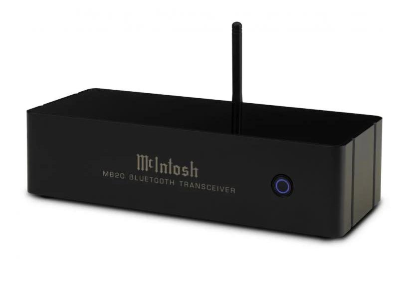 McIntosh announces MB20 Bluetooth Transceiver