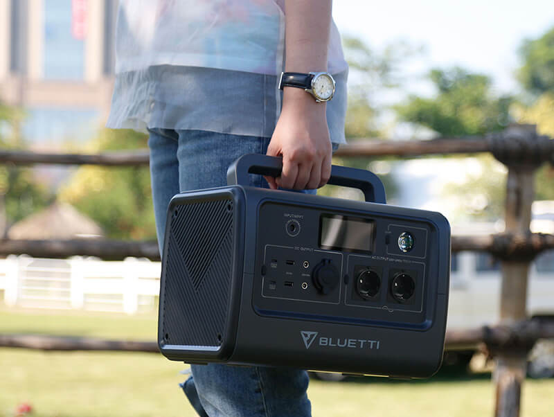 Bluetti EB70 Portable Power Station Review – Hitting the Sweet Spot