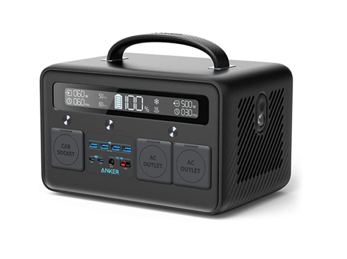 Anker PowerHouse II 800 Portable Power Station Review – For the Great Outdoors