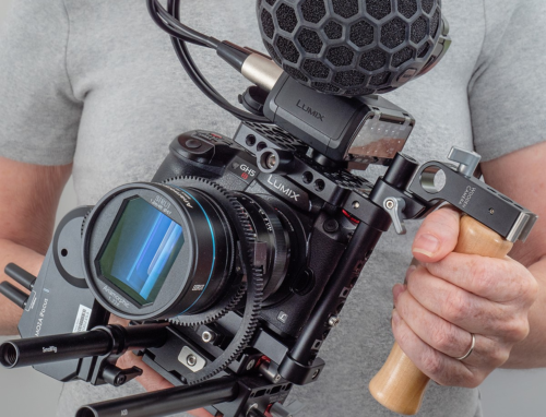 Hands-on with the Sirui 75mm F1.8 1.33x anamorphic lens