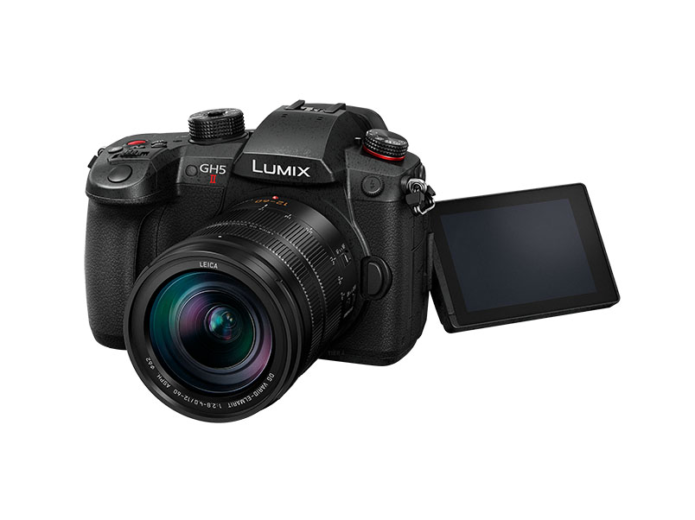 Panasonic GH5 II Hands-on Review