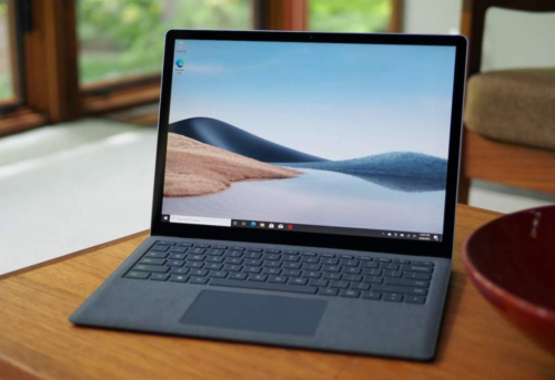 Microsoft Surface Laptop 4 (13-inch) Review