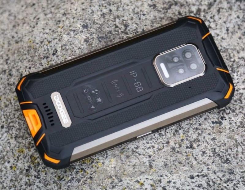 DOOGEE S59 Smartphone Review: Comes With IP68&IP69K Waterproof 5.71 inch HD+ 10050mAh