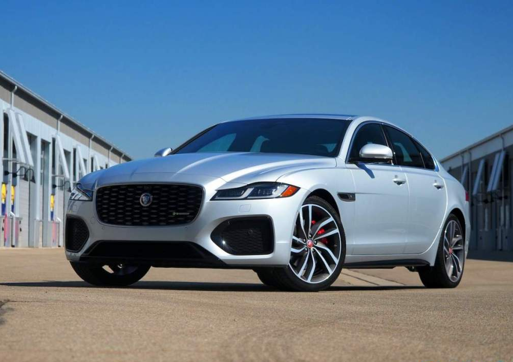 2021 Jaguar XF First Drive: It's what's inside that counts