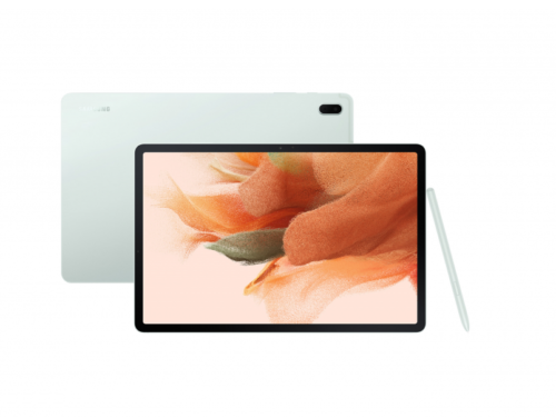 Samsung Galaxy Tab S8 tablet renderings exposed, LCD screen supports 120Hz refresh rate