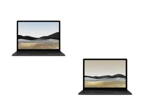 [Comparison] Microsoft Surface Laptop 4 (13.5) and (15.0) vs Microsoft Surface Laptop 3 (13.5) and (15.0) – what are the differences?