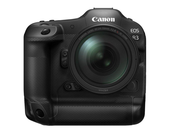 Interview: Canon EOS R3 Not The Flagship Full Frame Mirrorless Camera