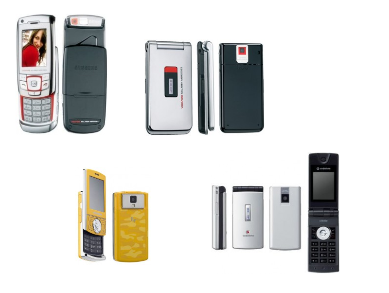 Flashback: even more weird car-branded phones - McLaren, Aston Martin and Hummer