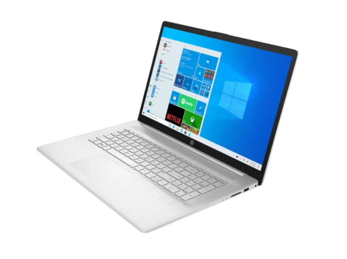 [Specs and Info] HP 17 – simple name on an even simpler laptop