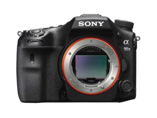 Sony leaves DSLR cameras in the rear-view mirror
