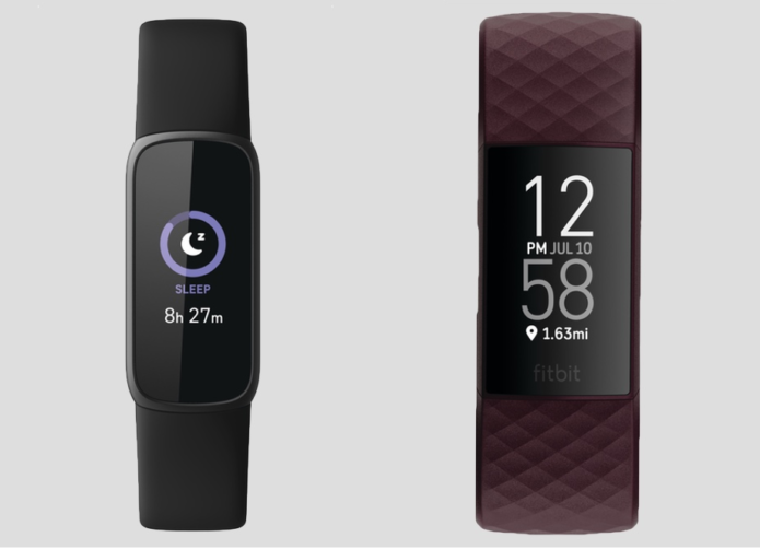 Fitbit Luxe v Fitbit Charge 4: we reveal the key differences
