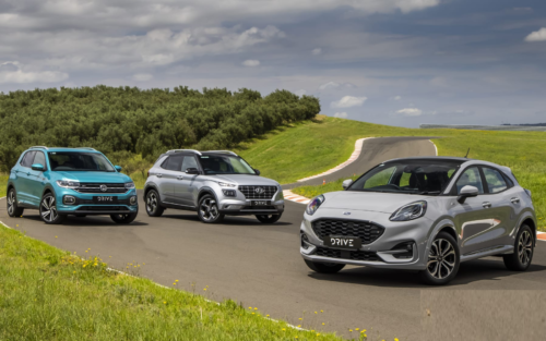 2021 Drive Car of the Year – Best Light SUV